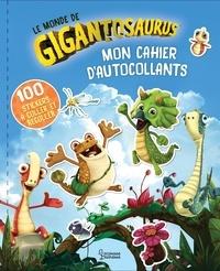 Larousse - Le monde de Gigantosaurus - 100 stickers à coller et recoller.