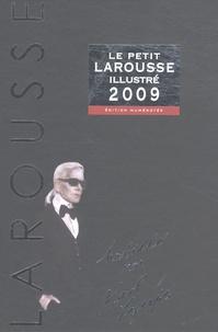 Ucareoutplacement.be Le Petit Larousse illustré 2009 - Edition Karl Lagerfeld Image