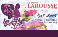 Deedr.fr Le Petit Larousse Illustré - 1905-2005, Edition et fac-similé de l'édition 1905, Coffret écritoire Image