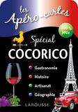 Larousse - Les apéro-cartes spécial Cocorico.