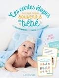 Larousse - Les cartes étapes des plus beaux souvenirs de bébé.