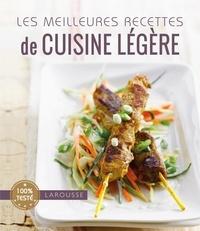 Larousse - Les meilleures recettes de cuisine légère.