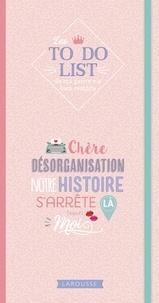 Feriasdhiver.fr Les to do list de ma petite vie bien remplie - Avec un criterium Image