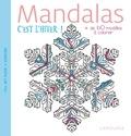 Larousse - Mandalas c'est l'hiver !.