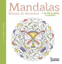 Larousse - Mandalas Nature et animaux.