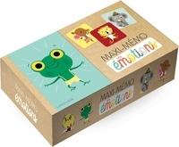 Téléchargement gratuit d'ebooks en portugais Maxi-mémo des émotions  - Contient : 1 livre et 24 maxi-cartes (French Edition) par Larousse  9782035952493