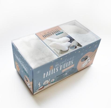 Larousse - Mes jolies pattes d'ours anti-froid - Avec 1 paire de chaussettes.