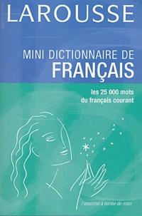 Deedr.fr Mini-dictionnaire de français - Les 25 000 mots du français courant Image