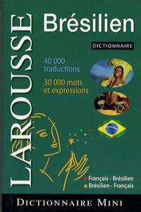Mini dictionnaire Français-Brésilien/Brésilien-Français -  Larousse | Showmesound.org