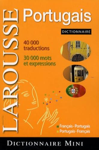 Larousse - Mini dictionnaire Français-Portugais/Portugais-Français.