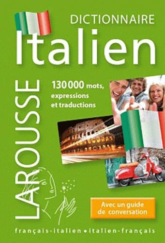 Mini Dictionnaire Larousse Francais Italien Et Italien Francais