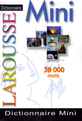 Larousse - Mini dictionnaire.