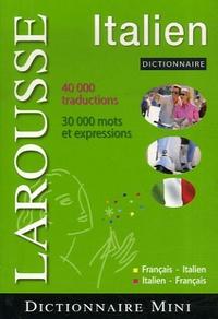 Mini dizionario francese-italiano italiano-francese -  Larousse   Showmesound.org