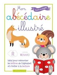 Téléchargements gratuits de livres audio mp3 Mon abécédaire illustré (French Edition) par Larousse MOBI