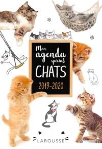 Livres audio en anglais téléchargement gratuit mp3 Mon agenda spécial chats  (Litterature Francaise) 9782035972934