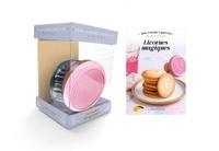 Larousse - Mon atelier à biscuits licorne magique - Avec 1 emporte-pièce, 1 tampon.