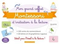 Mon coffret Montessori d'initiation à la lecture -  Larousse |