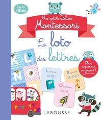 Larousse - Mon loto des lettres.