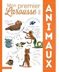 Larousse - Mon premier Larousse des animaux.