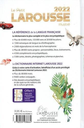 Petit Larousse Illustré  Edition 2022