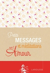 Histoiresdenlire.be Petits messages et méditations sur l'amour Image