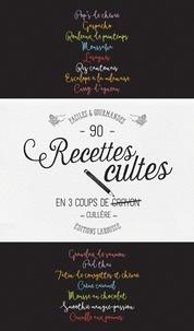 Plus de 90 recettes cultes en 3 coups de cuillère - Faciles & gourmandes.pdf