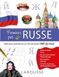 Premiers pas en russe -  Larousse pdf epub