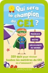 Larousse - Qui sera le champion du CE1 ?.