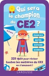Larousse - Qui sera le champion du CE2 ?.