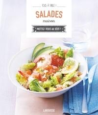 Salades maison- Mettez-vous au vert ! -  Larousse |