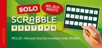 Larousse - Scrabble Solo - 300 jeux inédits.