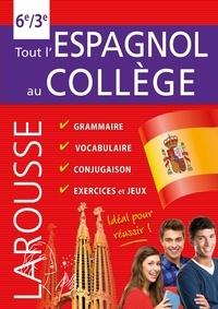 Tout l'espagnol au collège- 5e-3e -  Larousse pdf epub