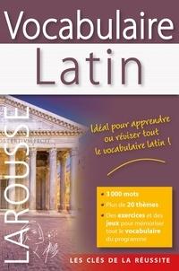 Larousse - Vocabulaire latin.