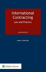 Larry A. DiMatteo - International Contracting - Law and Practice.