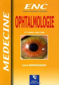 Larry Bensoussan - Ophtalmologie.