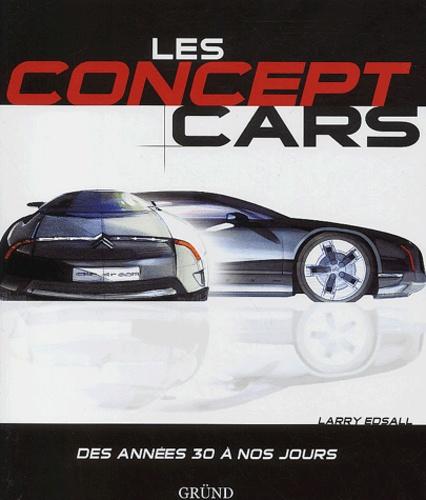 Larry Edsall - Les concept cars.