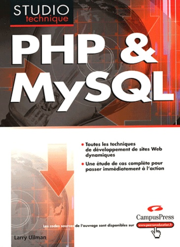 Larry Ullman - PHP & MySQL.