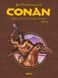 Larry Yakata et Charles Dixon - Les Chroniques de Conan  : 1987 - Tome 1.