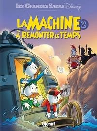 Lars Enoksen et Stefan Printz-Pahlson - La machine à remonter le temps - Tome 2.