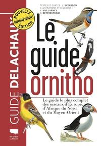 Lars Svensson et Killian Mullarney - Guide ornitho.