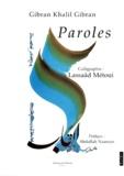 Lassaâd Métoui et Khalil Gibran - Paroles.