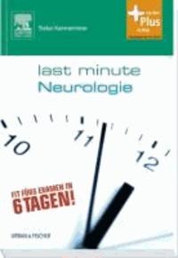 Last Minute Neurologie.
