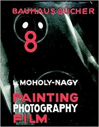 Laszlo Moholy-Nagy - Bauhausbucher 8 - Laszlo Moholy-Nagy painting, photography, film.
