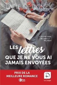 Télécharger des livres à partir de google books pdf mac Les lettres que je ne vous ai jamais envoyées in French