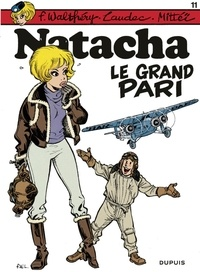 Laudec et F. Walthéry - Natacha - tome 11 - Le Grand pari.