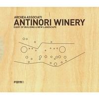 Laura Andreini - Archea associati - Antinori winery.