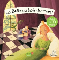 Laura Barella - La Belle au bois dormant. 1 CD audio