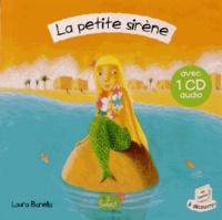 Laura Barella - La petite sirène. 1 CD audio