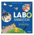 Laura Bellmont et Emily Brink - Labo animation pour les kids - Dessins animés, flip books, pâte à modeler, stop motion....