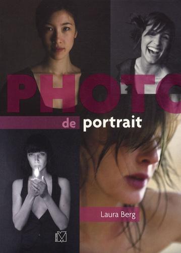 Laura Berg - Photo de portrait.